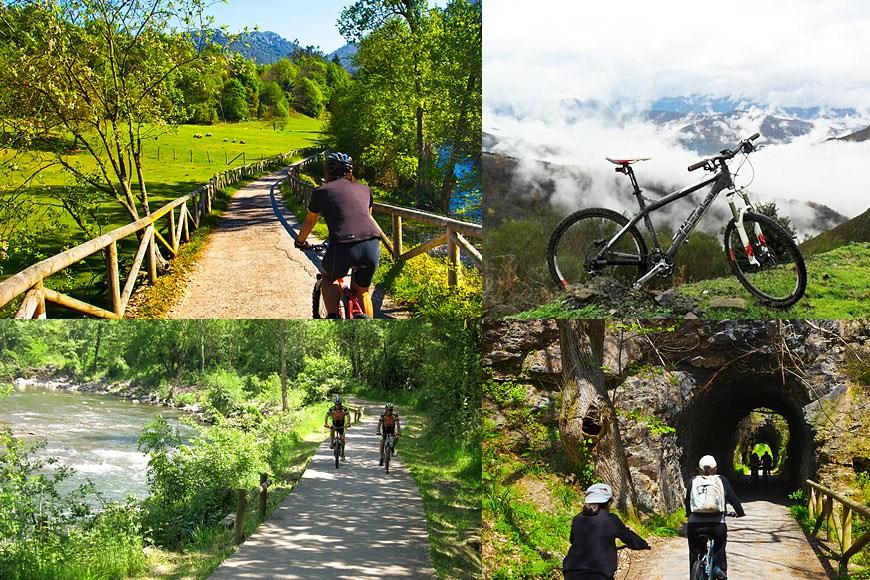 Conoce Asturias en bicicleta desde Casa Junco