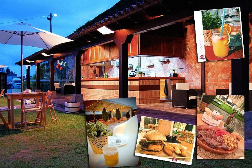 Disfruta del verano en la Terraza Lounge Bar de Casa Junco