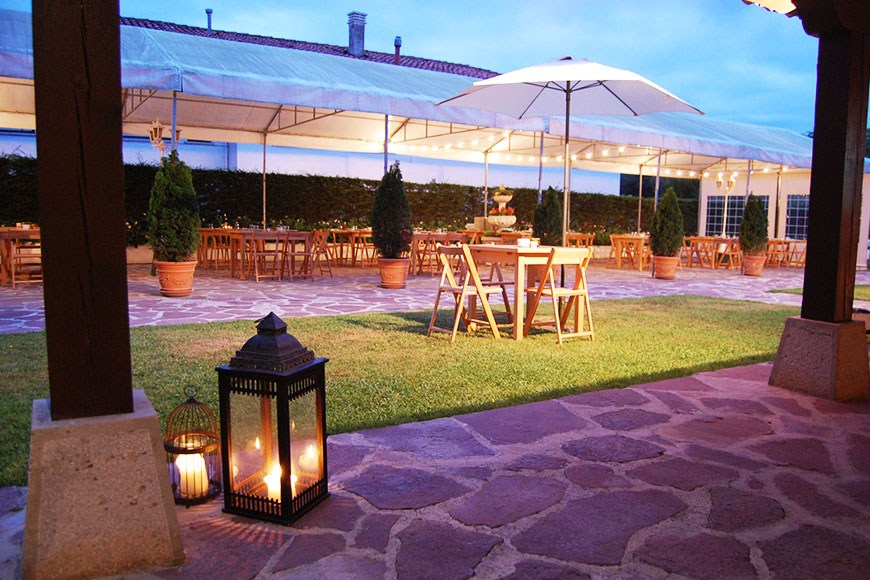 Abrimos nuestra Terraza Lounge Bar el 13 de julio